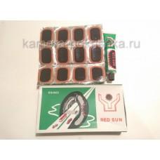 Набор латок для ремонта камер Red Sun