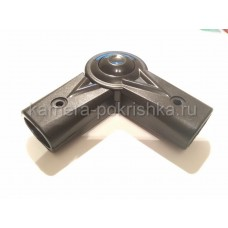 Шарнир ручки коляски Овал-овал 20/30-20/30 арт010